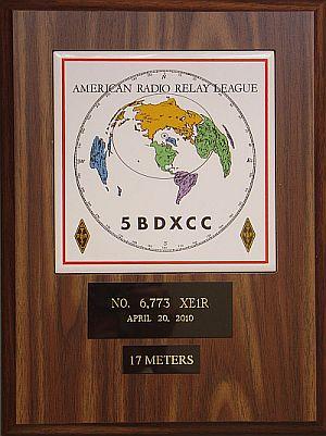 XE1R 5BDXCC